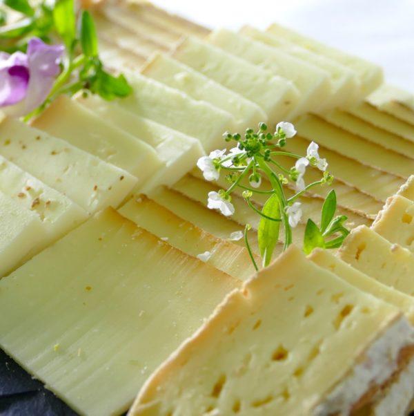 Coffret de fromages artisanaux - Eau de thym, traiteur Montpellier cocktail dînatoire