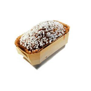 Cake maison aux fruits secs, cannelle et vanille 2. Eau de thym
