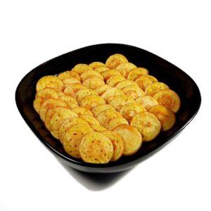 pancakes à la vanille - Eau de thym